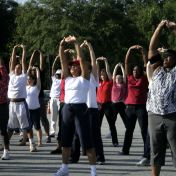 Physical activity provide an opportunity to explore dance