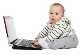 baby compuer