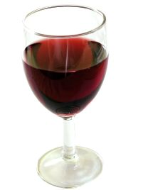 glass-wine-white-background