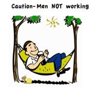 Men not working nourl