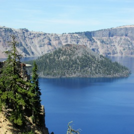Crater lake - wizard island 4