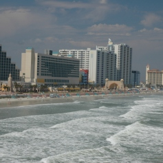 daytona beach photo