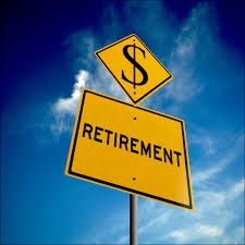 $ retirement sign