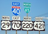 highwaygreensboro_road_signs