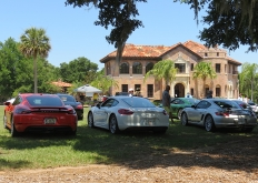 Cars and mansion2